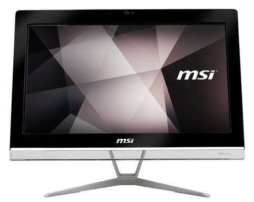 MSI PC AIO PRO 20EXTS 8GB-051X N4000 8GB 256GB 19,5 TOUCH DVD-RW FREEDOS BLACK