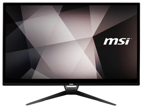 MSI PC AIO PRO 22X 8M-003X I3-8100 4GB 128GB SSD 21,5 NO TOUCH FREEDOS BLACK