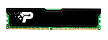 PATRIOT RAM DIMM 4GB DDR4 2666MHZ CL19 HEATSHIELD