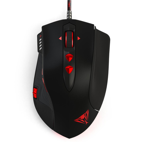 PATRIOT MOUSE GAMING VIPER V560PRO LASER 12000DPI FULL RGB LIGHT
