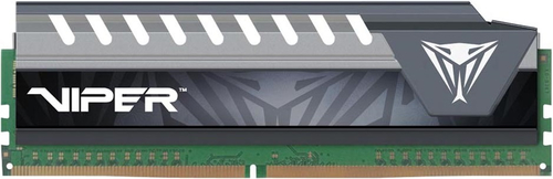 PATRIOT RAM VIPER ELITE DIMM 16GB DDR4 2400HZ CL16 GRAY