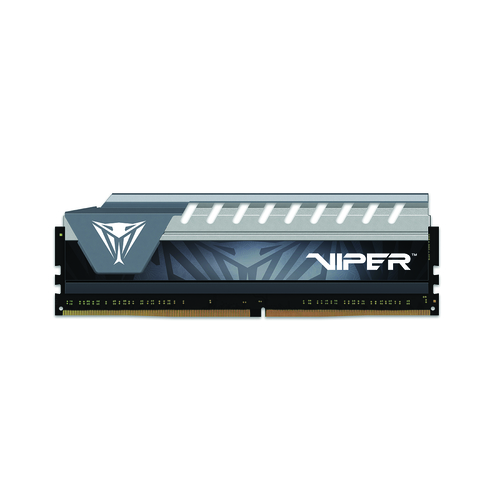 PATRIOT RAM VIPER ELITE DIMM 4GB DDR4 2400HZ CL16 GRAY