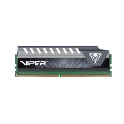 PATRIOT RAM VIPER ELITE DIMM 8GB DDR4 2400HZ CL16 GRAY