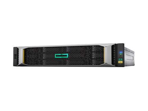 HPE MSA 1050 8GB FC DUAL CONTROLLER LFF SAS STORAGE