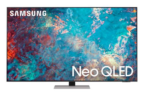 Samsung TV Neo QLED 4K 65 QE65QN85A Smart TV Wi-Fi Eclipse Silver 2021