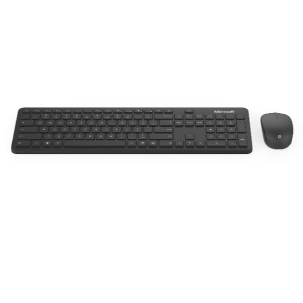 MICROSOFT KIT DESKTOP TASTIERA+MOUSE BLUETOOTH, NERO, COMPATIBILE WINDOWS/IOS/MAC OS/ANDROID