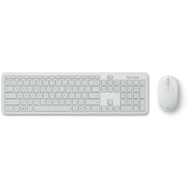 MICROSOFT KIT DESKTOP TASTIERA+MOUSE BLUETOOTH, BIANCO, COMPATIBILE WINDOWS/IOS/MAC OS/ANDROID