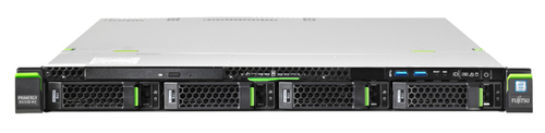 FUJITSU SERVER RACK RX1330 M3 QUAD CORE XEON E3-1220 V6 3GHZ, 8GB DDR4