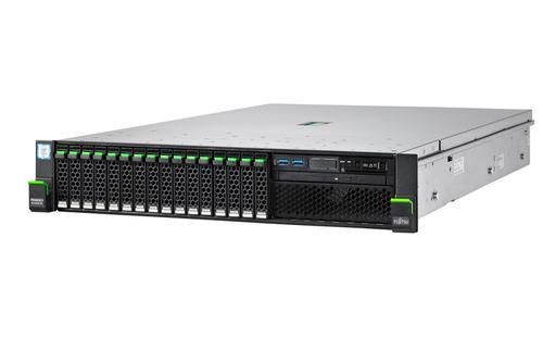FUJITSU SERVER RACK RX2540 M4 XEON4108 1,8GHZ, 16GB DDR4, 4XGIGABIT LAN, 2X800W PSU