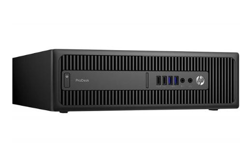 REFURBISHEDIT PC HP PRODESK 600 G2 SFF I5-6X00 8GB 256GB SSD WIN 10 PRO