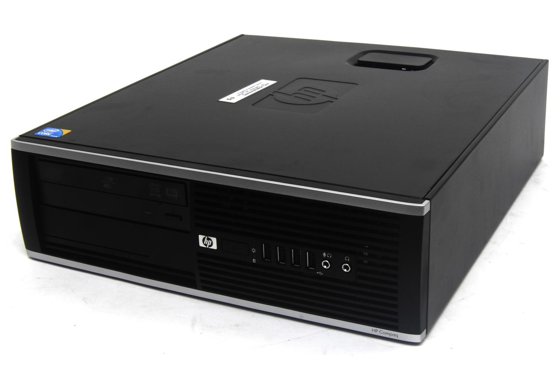 REFURBISHEDIT PC HP ELITE 8100 SFF I5-650 8GB 240GB SSD WIN 10 PRO + KIS  KL1941T5AFS-8SLIM