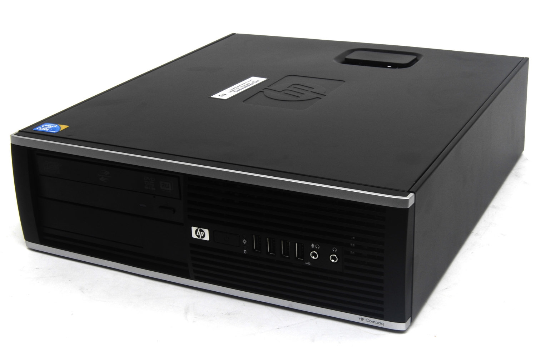 REFURBISHEDIT PC HP ELITE 8200 SFF I5-2400 8GB 240GB SSD WIN 10 PRO