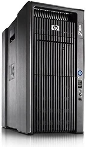 REFURBISHEDIT PC WKS HP Z800 XEON E5XXX 16GB 480GB SSD + 500GB QUADRO 2000 1GB DVD-RW WIN 10 MAR