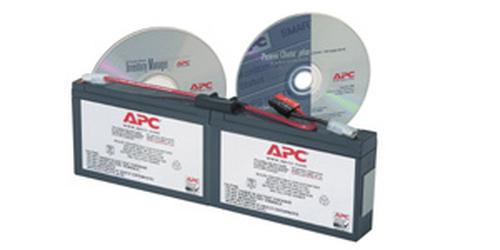 APC BATTERIE PER SMART UPS SC SC450RMI1U