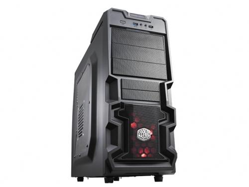 COOLER MASTER CASE K380 - USB 3.0 VER. SIDE WINDOW NO PSU