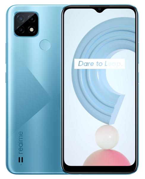 REALME C21 32GB 3GB RAM DUAL SIM BLUE