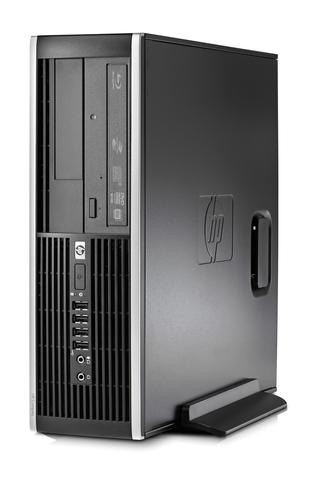 FATEVIREF REFURBISHED HP PC SFF 8000 E8400 4GB 250GB DVD WIN 7 PRO COA