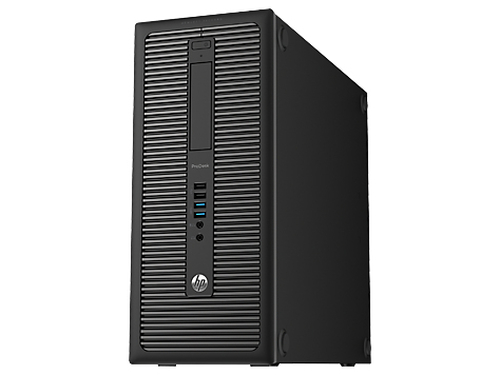 FATEVIREF REFURBISHED HP PC TOWER 600 G1 I5-4570 4GB 500GB WIN 10 PRO