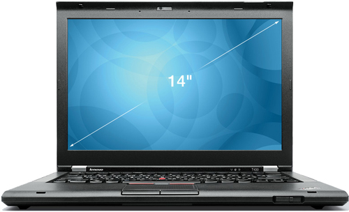 FATEVIREF REFURBISHED LENOVO NB T430 I5-3320M 4GB 320GB 14 DVD-RW WIN 10 PRO