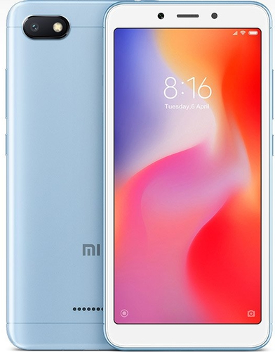XIAOMI SMARTPHONE REDMI 6A 16GB 5,45