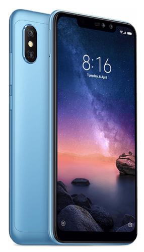 XIAOMI SMARTPHONE REDMI NOTE 6 PRO 64GB 6,26