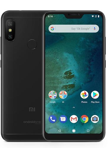 XIAOMI SMARTPHONE MI A2 LITE 64GB 5,84 BLACK