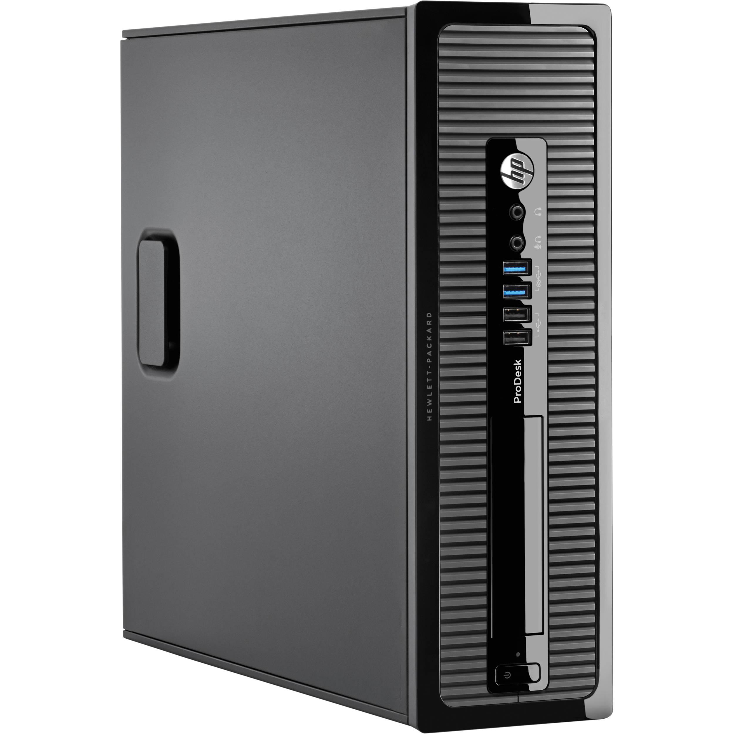 REPLAY PC HP 400 G1 I5-4570 4GB 500GB WIN 10 PRO (UPG. DA WIN 8 PRO)