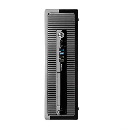 REPLAY PC HP SFF 400 G1 I5-4590 8GB 256GB SSD REFURB WIN 10 PRO
