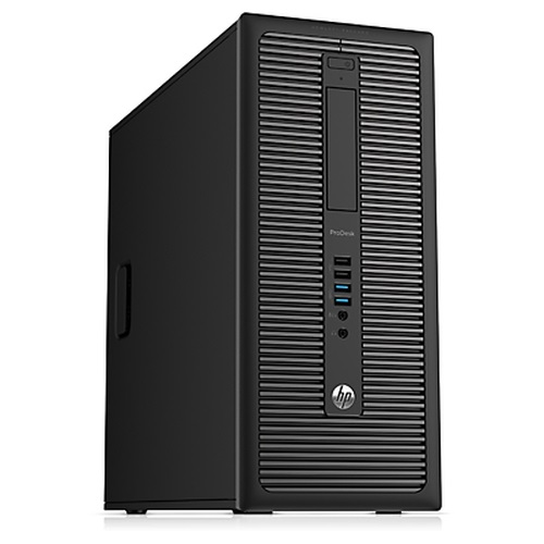 REPLAY PC HP 600 G1 I3-4350 4GB 500GB DVD-RW WIN 10 PRO (UPG. DA WIN 8 PRO)