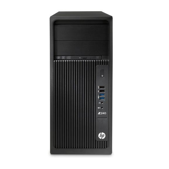 REPLAY PC WKS HP Z240 XEON E5-1607 8GB 500GB DVD-RW HD 8490 1GB WIN 10 PRO (UPG. WIN 8)