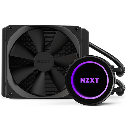 NZXT DISSIPATORE A LIQUIDO KRAKEN X42, RADIATOR 175X143X30MM, SOFTWARE WITH CAM, PUMP SPEED 1,0002,800 +/- 300RPM, AER P140, FAN SPEED 5001,800 +/- 300RPM, 21-38dBA, LED, AM4 COMPATIBILITY