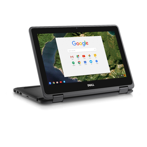 REFURBISHED DELL CHROMEBOOK 11.6 3189 CELERON N3060 4GB SSD 32GB