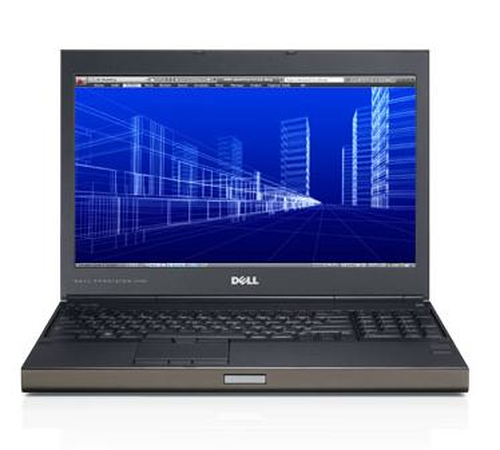 REFURBISHED DELL NB PRECISION M4700 I5-3320 8GB 256GB SSD 15,6 DVD-RW K1000 LINUX