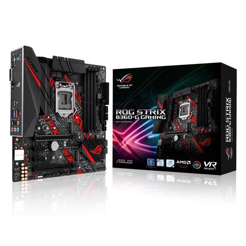 ASUS MB ROG STRIX B360-G GAMING MATX LGA1151 8TH