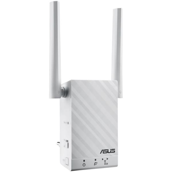 ASUS ACCESS POINT/ REPEATER WIRELESS AC1200 2 ANTENNE ESTERNE, 1 PORTA GIGABIT