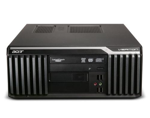 REFURBISHED ACER PC SFF VERITON E8400 4GB 250GB DVD LINUX