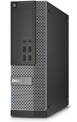 REFURB DELL 7020 SFF CORE I5-4590 4GB 500GB DVD WIN 10 PRO