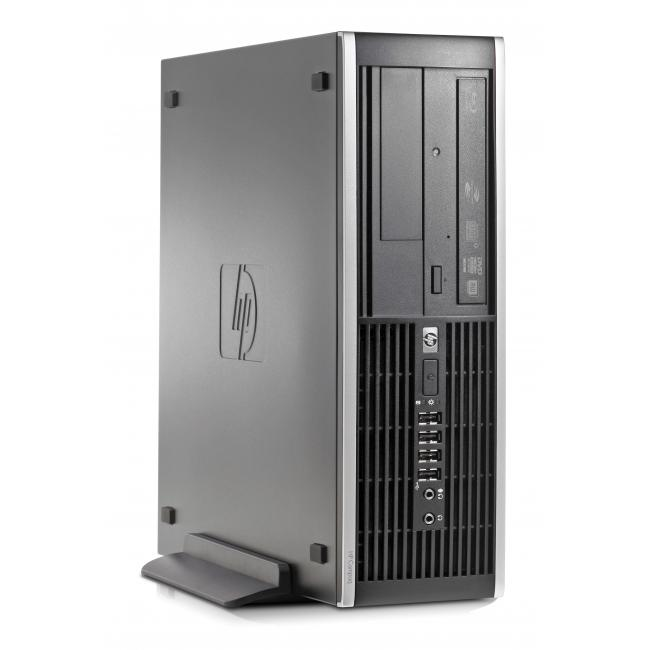 REFURBISHED HP PC SFF C2D ELITE 8000 E8400 4GB 320GB DVD LINUX
