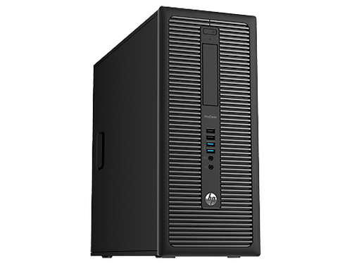 REFURB HP PRODESK 600 G1 TOWER CORE I5-4590 4GB 500GB WIN 10 PRO