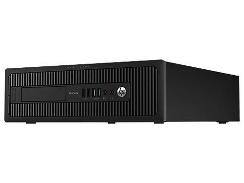REFURBISHED HP PC ELITEDESK 600 G1 SFF I5-4570 4GB 500GB DVDRW LINUX