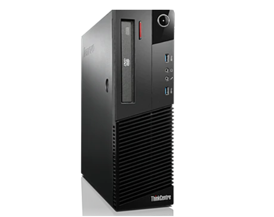 REFURBISHED LENOVO PC SFF M93P I3-4130 4GB 500GB DVD LIN