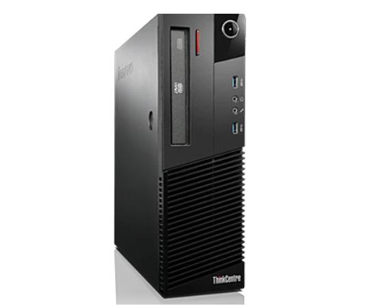 REFURBISHED LENOVO PC SFF M93P I5-4570 8GB 256GB SSD DVD WIN 10 PRO