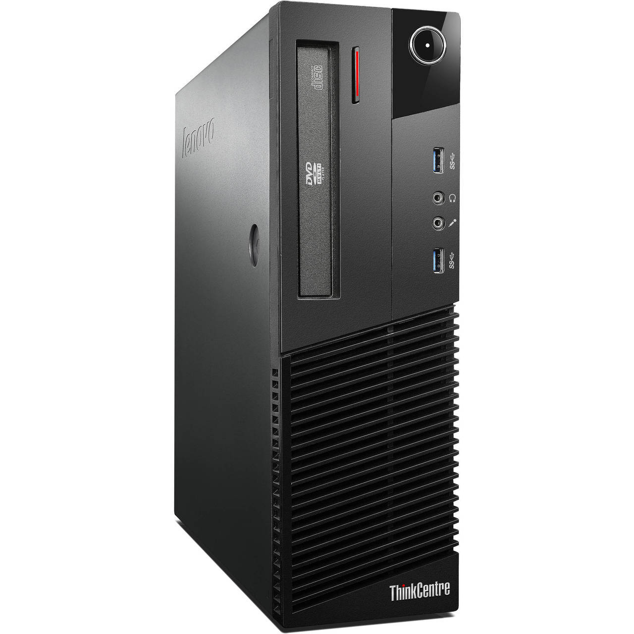 REFURBISHED LENOVO PC M83 SFF I3-4130 4GB 500GB DVDRW LINUX