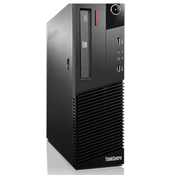 REFURBISHED LENOVO PC M93P SFF I3-4130 4GB 500GB DVDRW WIN 10 HOME