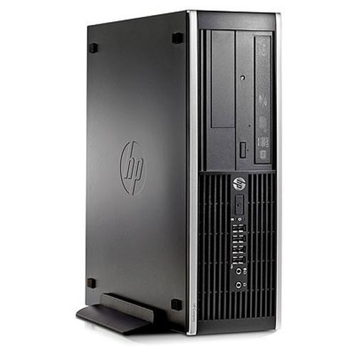 REFURBISHED HP 6200 SFF I3-2100 4GB 250GB DVD WIN 10 PRO 1 ANNO GARANZIA
