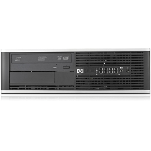 REFURBISHED HP PC SFF 6300 I5-3470 8GB 256GB SSD DVD WIN 10 PRO