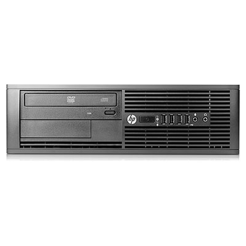 REFURBISHED HP PC SFF 6200 I3-2100 4GB 250GB DVD-RW LINUX