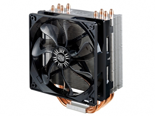 COOLER MASTER DISSIPATORE CPU HYPER 212 EVO, TOWER, 120MM 600-1600RPM PWM FAN, 4 X 6MM CDC HEATPIPES, FULL SOCKET SUPPORT