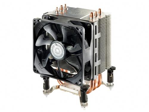 COOLER MASTER DISSIPATORE CPU HYPER TX3 EVO, TOWER, 92MM 800-2200RPM PWM FAN, 3 X 6MM DIRECT CONTACT HEATPIPE, INTEL LGA 1366 / 1150/55/56, AMD FM2 / FM1 / AM3+