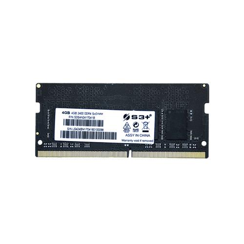 S3+ RAM SODIMM 4GB DDR4 2400MHZ C17